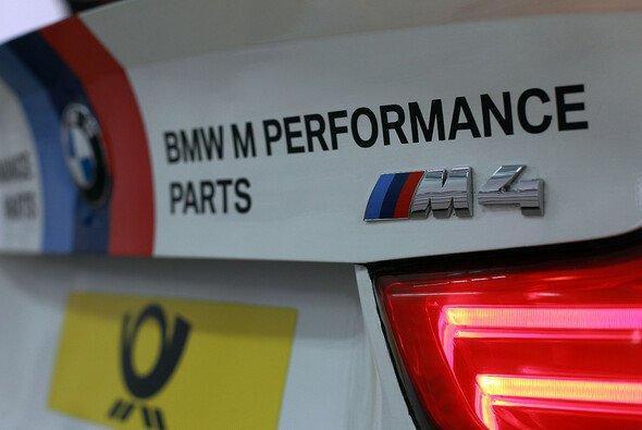BMW testet den neuen Boliden