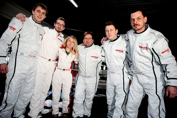 AVIA racing startet als Titelverteidiger beim Race4Hospiz