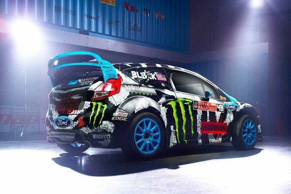 Foto: Hoonigan Racing