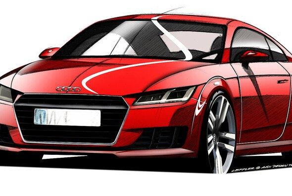 Audi präsentiert den neuen TT