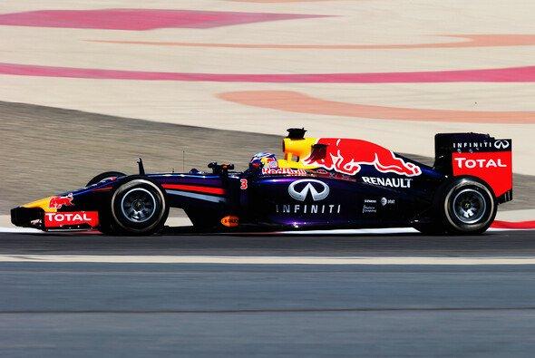 Den größten Teil des Tages verbrachte Daniel Ricciardo mit Warten an der Box