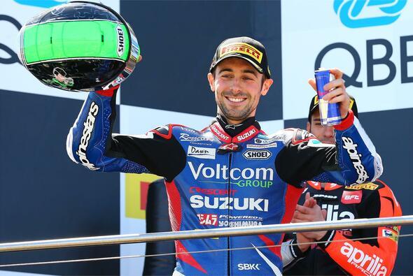 Eugene Laverty steigt in die MotoGP auf - Foto: Voltcom Crescent Suzuki