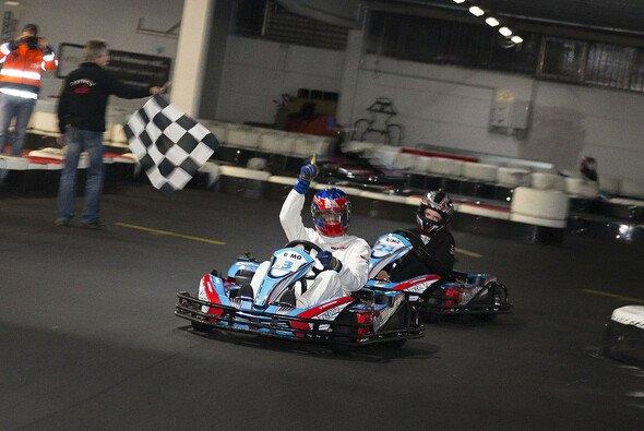 Avia racing schnappte sich den dritten Sieg in Folge