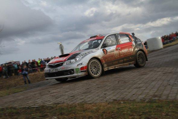 Die ADAC Hessen Rallye Vogelsberg ist das vierte Event im Kalender