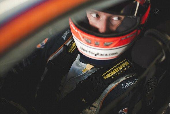 Stefan Mücke bei Aston-Martin-Testfahrten im porugiesischen Portimão