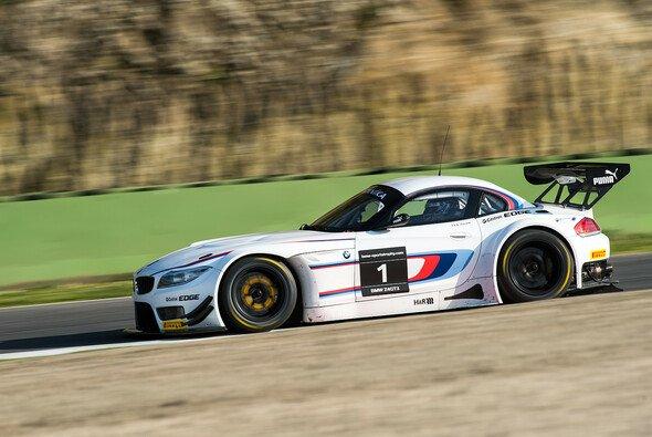 Alex Zanardi arbeitet weiter hart an seinem Rennsport-Comeback im BMW Z4 GT3