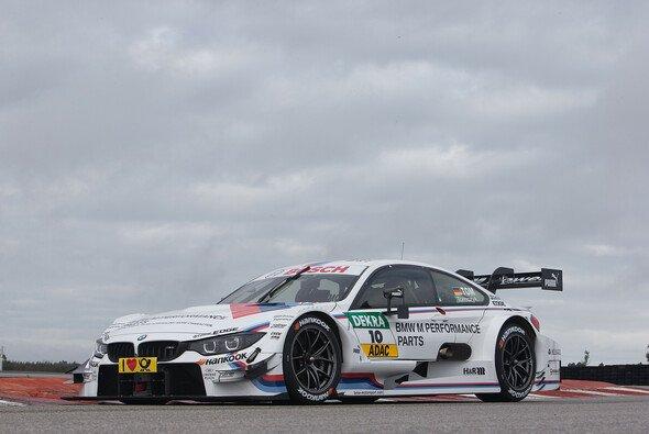 Der BMW M4 löst den legendären M3 zur DTM-Saison 2014 ab