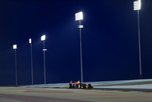 Bahrain: Eine Strecke mitten in der Wüste