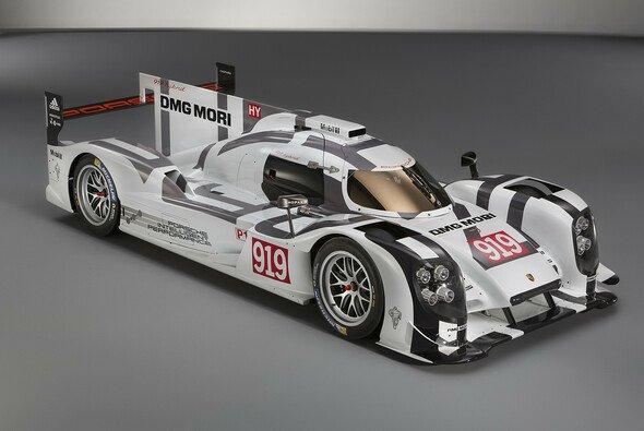 So sieht Porsches WEC-Bolide für die anstehende Saison aus