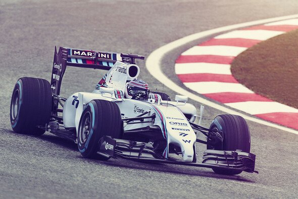 Der FW36 im Martini-Look - Foto: Williams