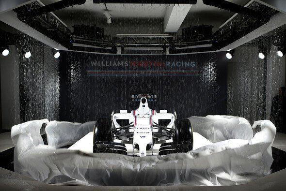 So sieht der Williams FW36 aus - Foto: Williams