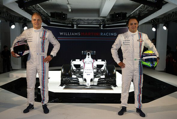 Bei Felipe Massa und Valtteri Bottas stimmt das Verhälntis