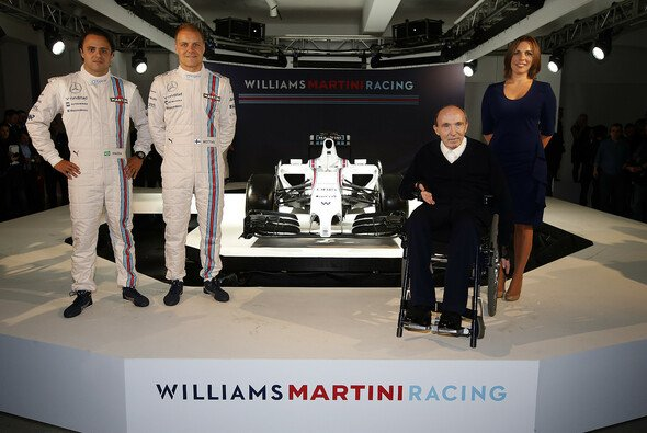 Williams arbeitet am Comeback als Spitzenteam - Foto: Williams