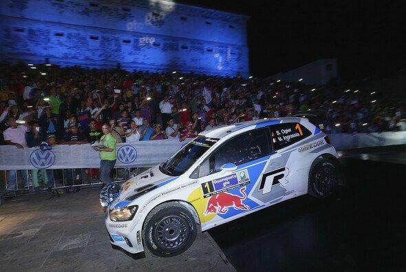 Die kurze Asphalt-Stage in den Straßen von Guanajuato ist Jahr für Jahr ein gigantischer Zuschauer-Magnet