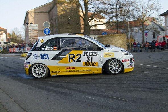 Starker Auftritt für das ADAC Opel Junior Team bei der ADAC Saarland-Pfalz Rallye
