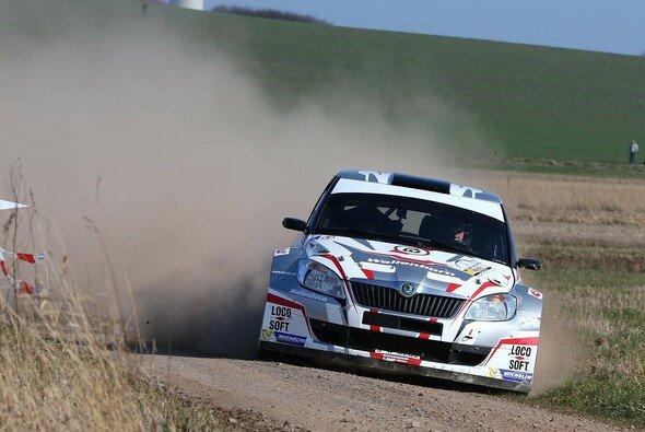 DRM-Champion von 2012 siegt beim Rallye-Saisonauftakt