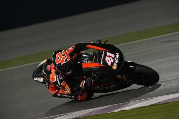 Aleix Espargaro dominierte die Tests in Katar