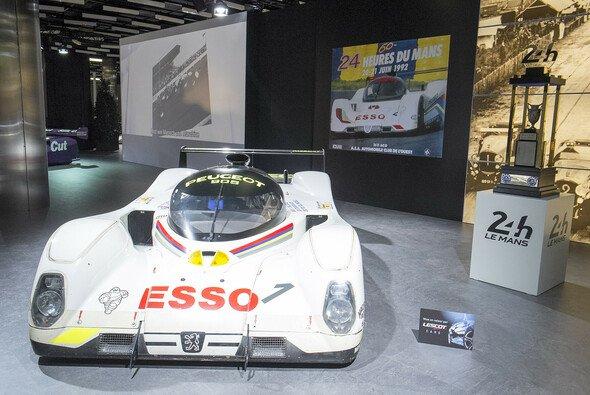 Insgesamt dreimal konnte Peugeot in Le Mans gewinnen - Foto: G. Chardonnens