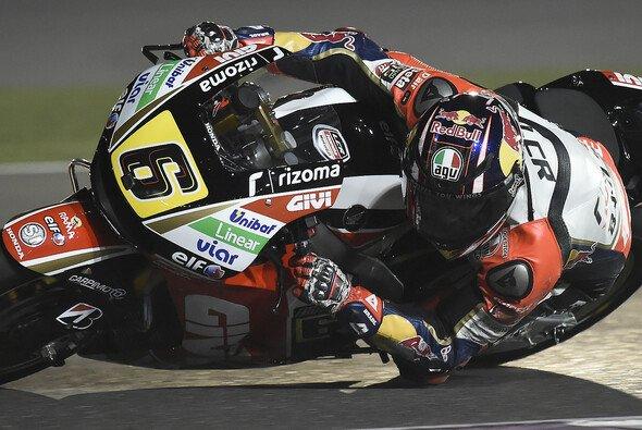 Stefan Bradl war in Katar bester Honda-Pilot
