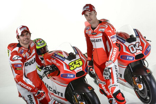 Open oder nicht Open - das war bei Ducati lange die Frage