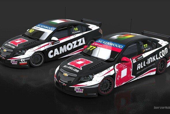 Münnich Motorsport hat zwei Chevrolets erstanden