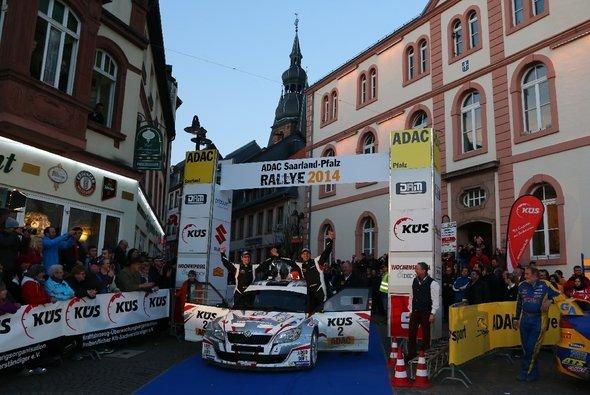Mark Wallenwein sicherte sich den Gesamtsieg - Foto: Sascha Dörrenbächer
