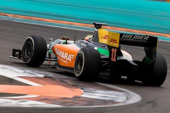 Daniel Abt startet für Hilmer Motorsport in der GP2