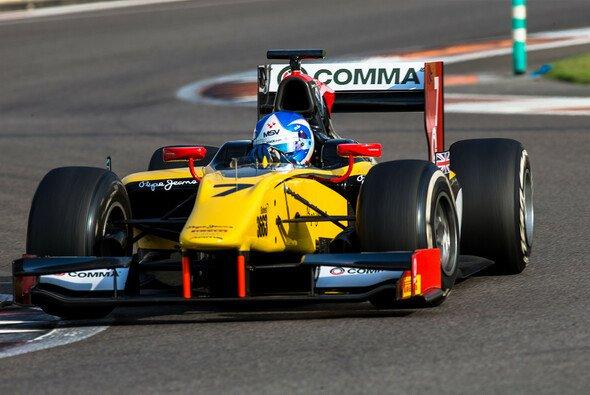 Viermal Rot am zweiten Tag der GP2-Testfahrten in Abu Dhabi