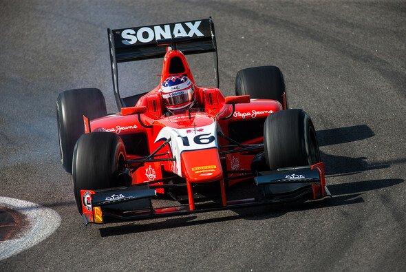 Die GP2 testete in Abu Dhabi