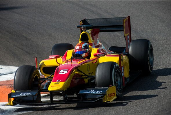 Foto: Malcolm Griffiths/GP2 Series Media Service
