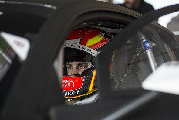 Fokussiert: Laurens Vanthoor zeigte mit der Pole in Engalnd erneut, warum Audi seine Dienste sehr schätzt