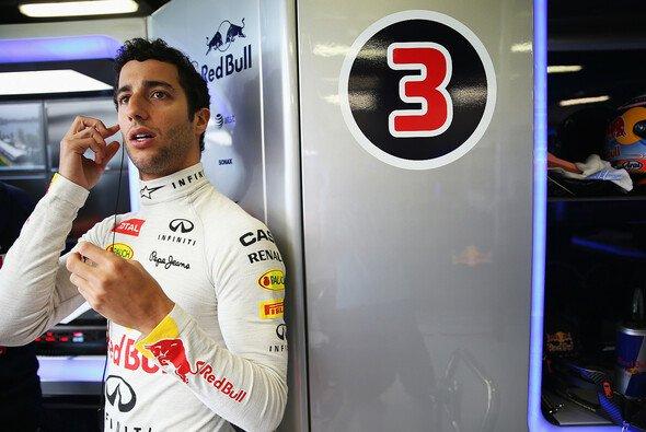 Ricciardo hat seinen zweiten Platz verloren - Foto: Red Bull