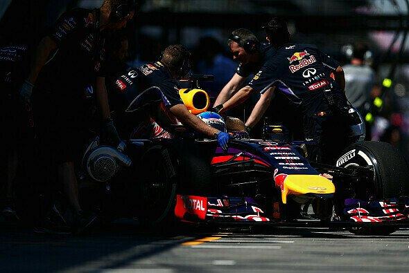 Ungewiss: Schafft es Red Bull in Malaysia problemfrei durchs Wochenende?