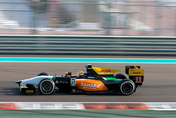 Foto: Malcolm Griffiths/GP2 Series
