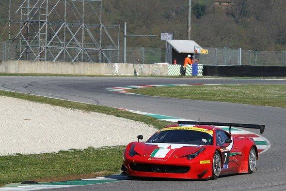 AF Corse siegt beim 12-Stunden-Rennen in Mugello