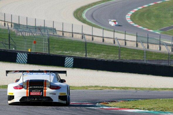 Stadler Motorsport startet in Mugello von der Pole