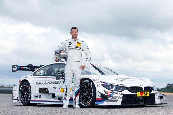 Martin Tomczyk möchte in der neuen Saison wieder vorne mitfahren - Foto: BMW