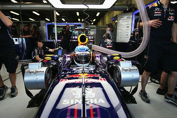 Sebastian Vettel verpasste das Q3 zuletzt beim China-Qualifying 2012