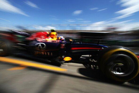 Red Bull feilt unermüdlich am Rückstand auf Mercedes