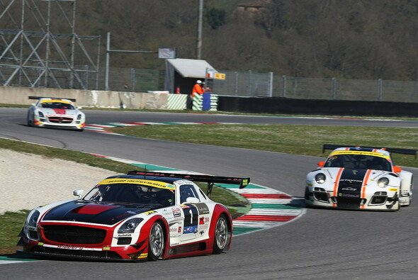 Hofor Racing war bestplatziertes VLN-Team - Foto: Creventic