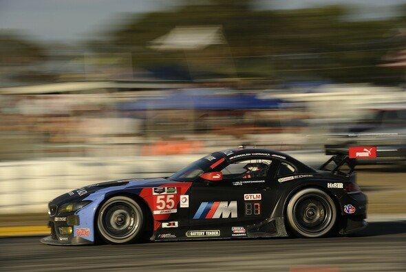 BMW feierte in Sebring ein erneutes Podium