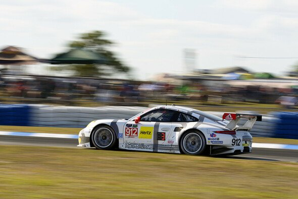 Porsche gewann in Sebring beide GT-Klassen