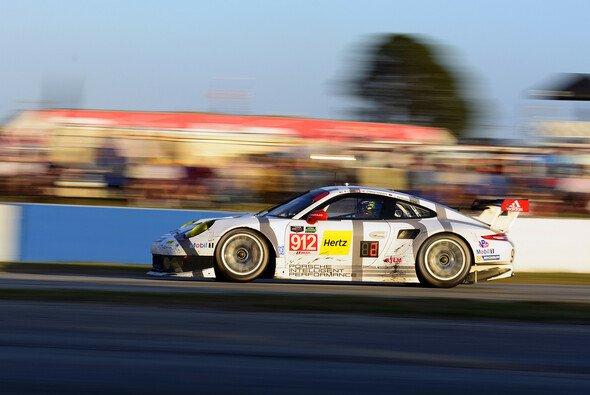 Porsche möchte den Vorjahressieg bei den 12 Stunden in Sebring wiederholen - Foto: Porsche Motorsport