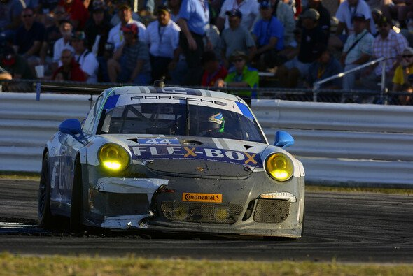 Marco Seefried triumphierte in Sebring