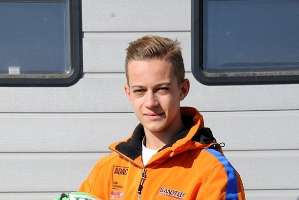 Philip Hamprecht startet 2014 für Mücke Motorsport