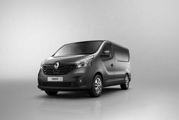 Den Renault Trafic gibt es in 270 Varianten