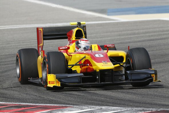 Stefano Coletti startet f�r Racing Engineering - Foto: GP2 Series