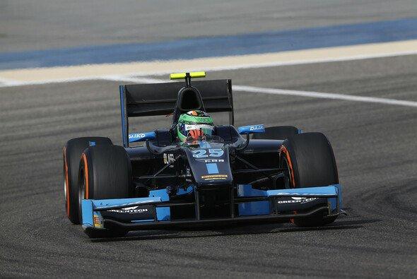 Conor Daly startet für Venezuela GP Lazarus