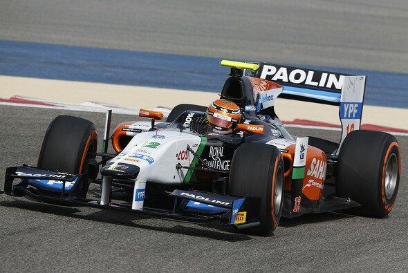 Facu Regalia fährt nicht mehr für Hilmer Motorsport in der GP2