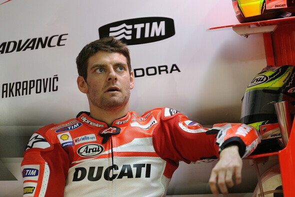 Auf Cal Crutchlow wartet bei Ducati eine Mammutaufgabe